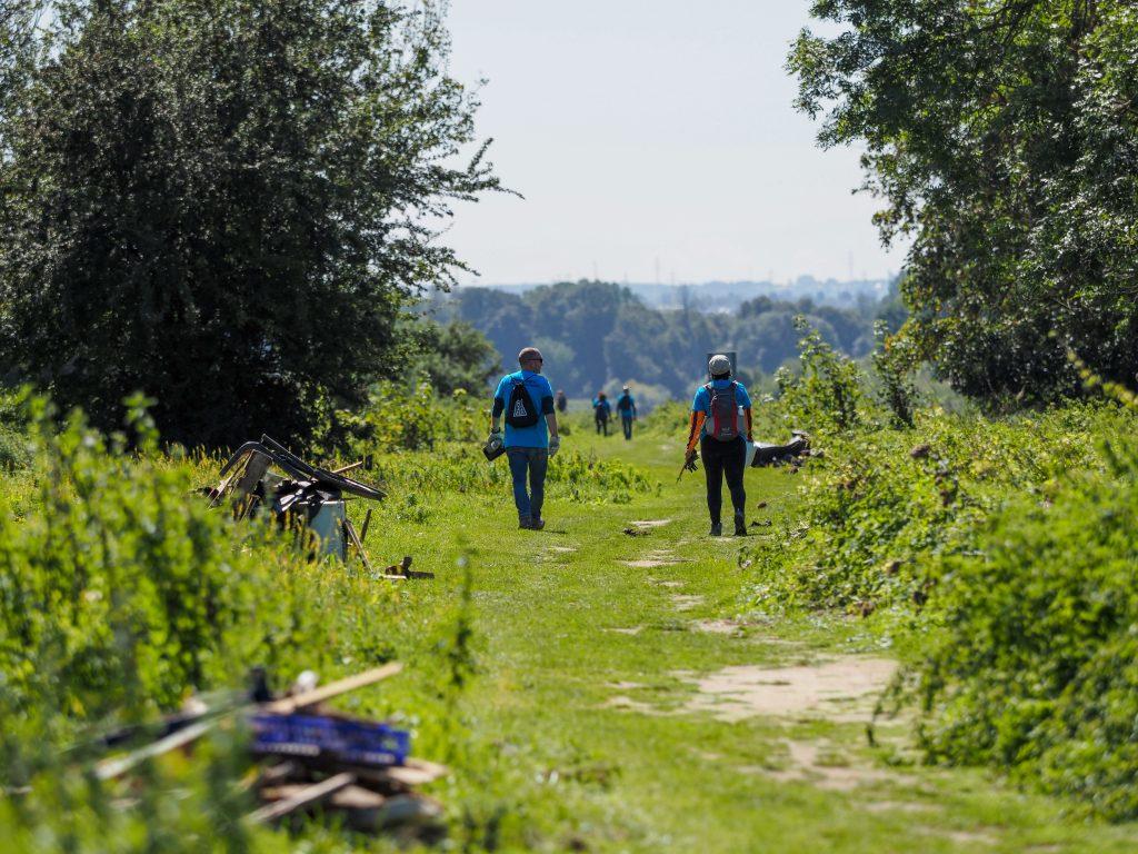 Maas Cleanup Eijsden 2021 - credit Mariëlle Bakker